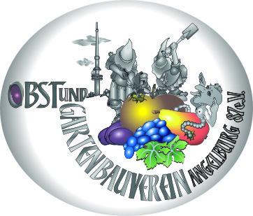 Offizielles Logo des Obst- und Gartenbauvereins Angelburg 87 e.V. ©Paolo Seddone 2012